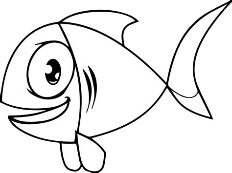 printable fish eyes flag rockfish coloring page coloring pages of big fish
