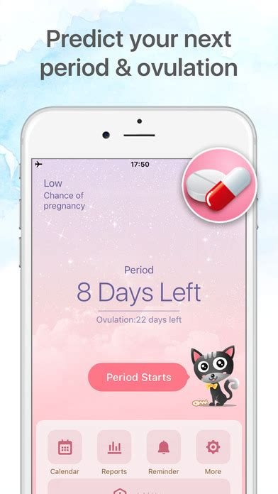 Ovulation Calendar App Period Tracker Pms Ovulation Calendar App