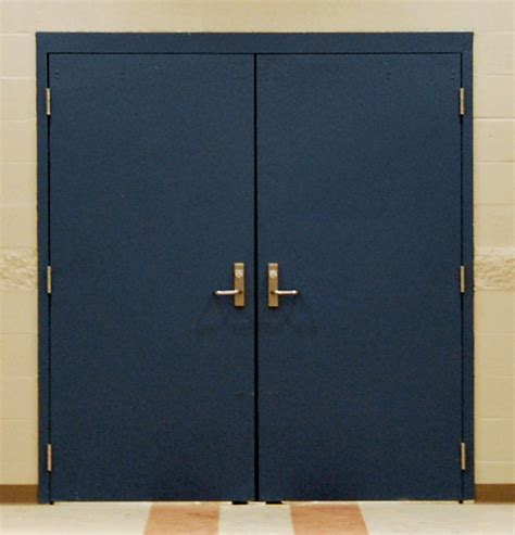 Exterior Metal Doors Commercial Industrial Steel Doors Exterior