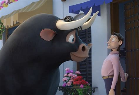 ferdinand coloring book based on animated by bluesky 2017 books ferdinand trailer cena voices the blue sky