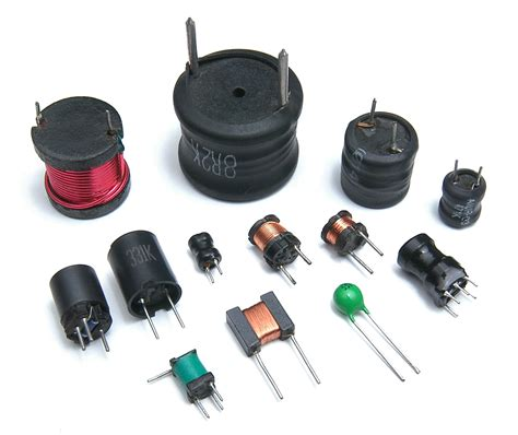 inductor magnetic electronic components discuss electronics