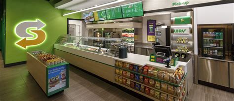 layout of subway restaurant subway fresh forward brings new restaurant design