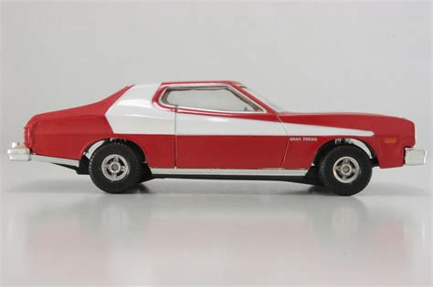 Starsky And Hutch Original Car Corgi Classics 57402 Starsky Amp Hutch Ford Torino Red 5191