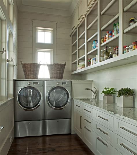 and functional laundry pantry area butlers pantry