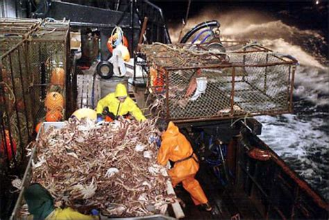 how can you last in an alaskan king crab fishing boat hfboards