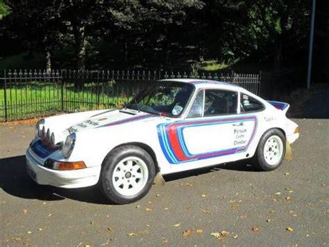 porsche rally car for sale porsche 911 3 0 rs tarmac rally car 2dr for sale 1974 on