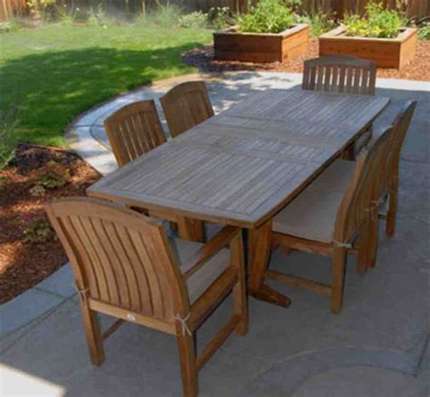 Teak Outdoor Dining Chairs Home Furniture Design Teak Outdoor Dining Chairs