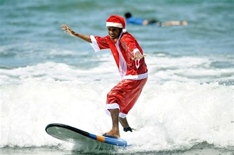 santa on surfboard the best surfing gifts