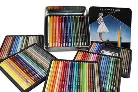 prismacolor colored pencils 132 prismacolor colored pencils 132 set 007094 details