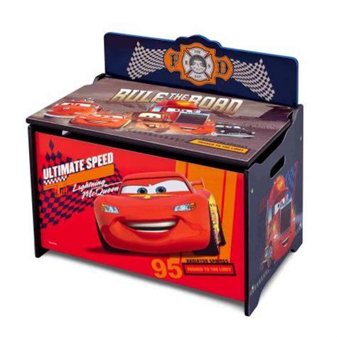 disney chest disney cars deluxe box walmart