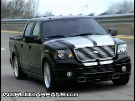 2008 ford f 150 foose edition youtube