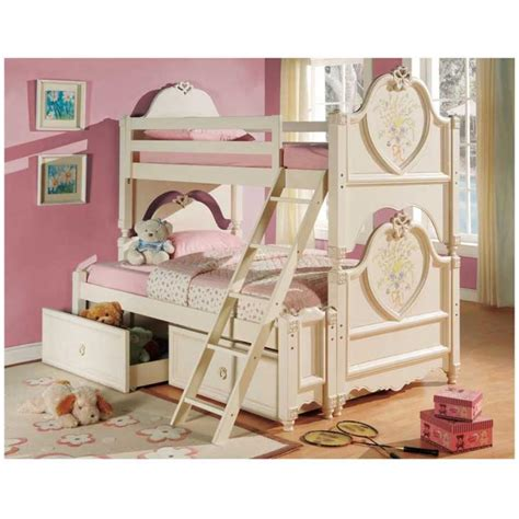 cool girl beds cool loft beds for girls picture 3 twin bunk bed dollhouse