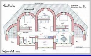 Earth Home Floor Plans Straw Bale House Plan 990 Sq Ft Straw Bale Quot Earthship