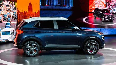Hyundai Venue 2020 Price by 2020 Hyundai Venue Is A Small Crossover That S Big