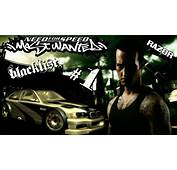 NFS Most Wanted X360  Stage 15 Razor BL 1 YouTube