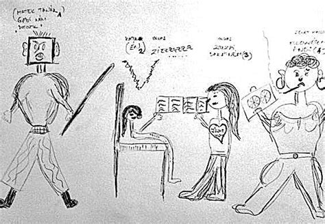 doodle drawing interpretation editors choice the regressed kinetic family drawing
