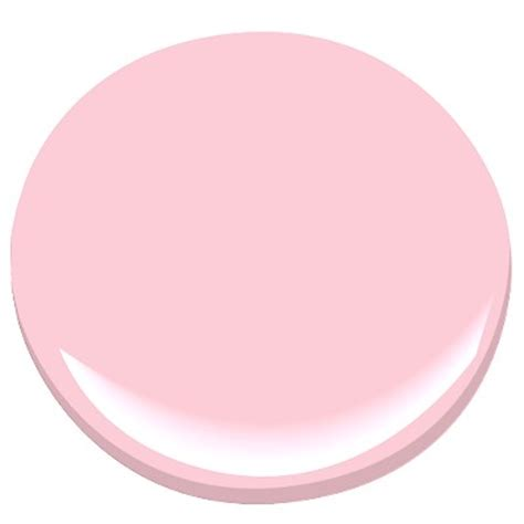 pink parfait 2004 60 paint benjamin pink parfait paint color details
