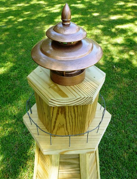 light house plans lawn lighthouse plans pdf woodworking