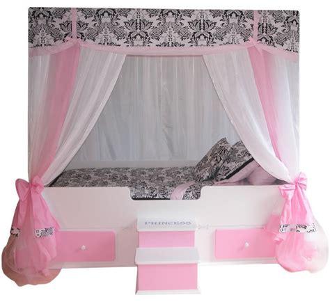 princess bed canopy for girls sophia princess full canopy bed girls bed girls bedroom