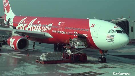 airasia review flight review airasia x a330 d7220 i kuala lumpur