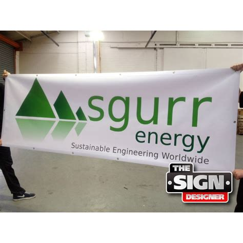 design banner sign printed vinyl banners design your own the sign designer