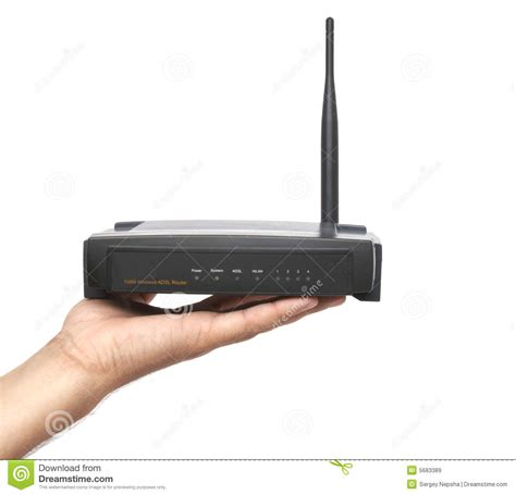 Modem Wifi Adsl wi fi adsl modem royalty free stock images image 5683389