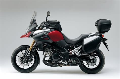 Suzuki V Strom 1000 2016 Suzuki V Strom 1000 Abs Adventure Review