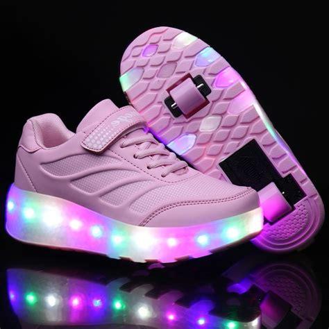 purple light up shoes kids nike light up shoes red purple