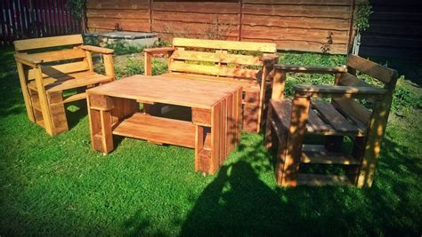 Pallet Patio Furniture Diy And Crafts How To Make Pallet Patio Furniture