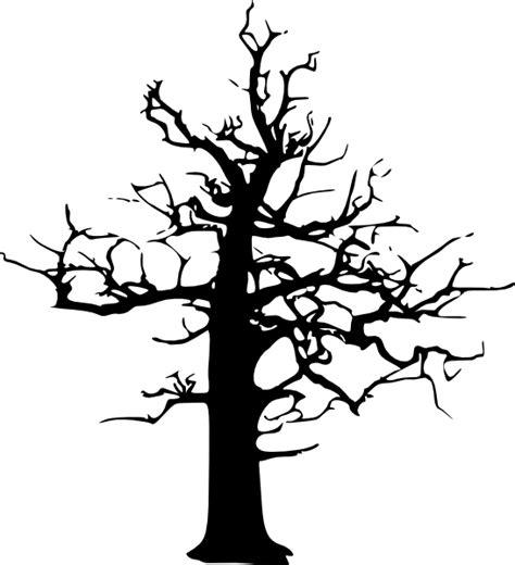 dead tree clip art at clker com vector clip art online