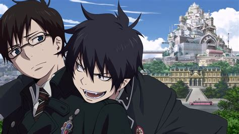 anoboy ao no exorcist แนะนำต วละคร blue exorcist youtube