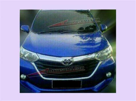 Lu Rem New Avanza calon new toyota avanza ganjil mobil123 portal mobil baru no1 di indonesia