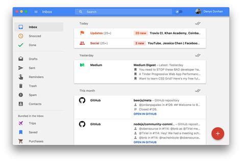 für was ist ein bd inbox inboxer ist ein client f 195 188 r windows linux
