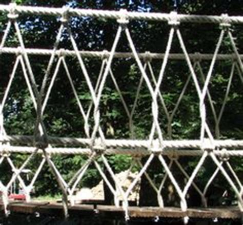how to build a swinging bridge tree house fort ideas on pinterest strap hinges rope
