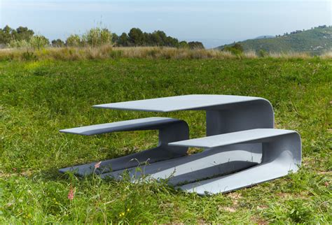 escofet bench outlandish benches that swoon the world with their beauty