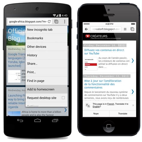 chrome app for android chrome 32 for android and ios is out data compression