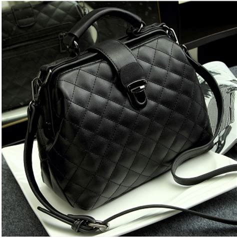 Tas Fashion Wanita Import Handbags Tas Selempang S 646 Black jual supplier tas wanita murah mewah import selempang lucu