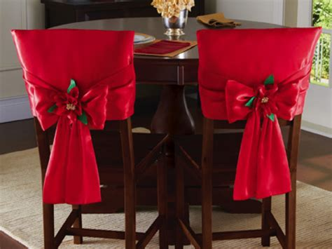 Stretch And Cover Slipcovers Chair Back Covers For Dining Room Chairs Christmas Chair