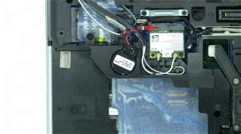 dell latitude e6420 cmos battery removal and installation