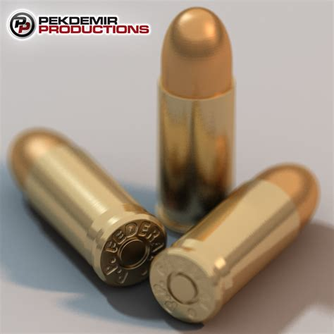 bullet for a 9mm bullet shell