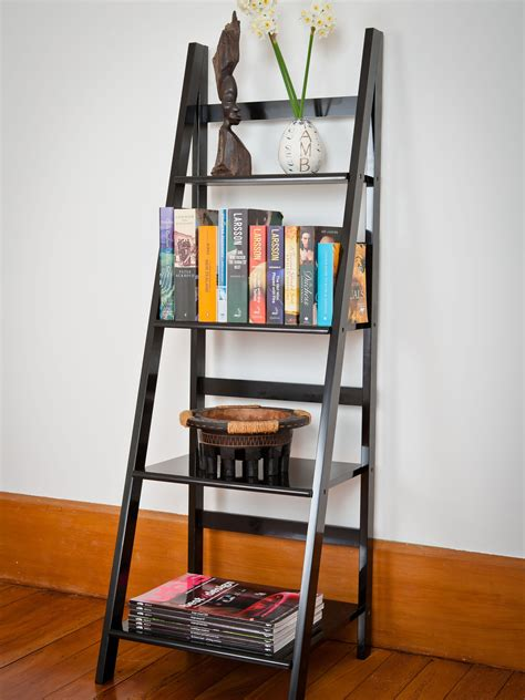 appealing ladder bookshelf pics design inspiration