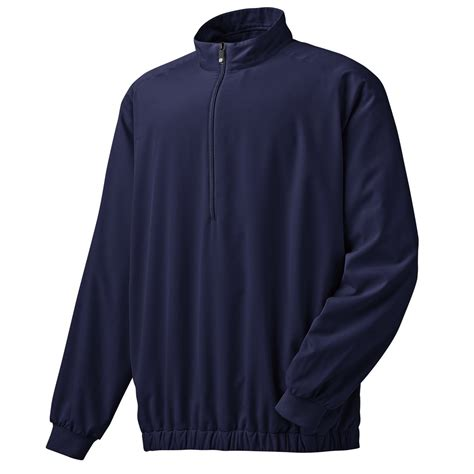 Outer Wear by Footjoy Half Zip Performance Outerwear Apparel At