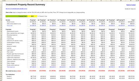 property management spreadsheet   charlotte