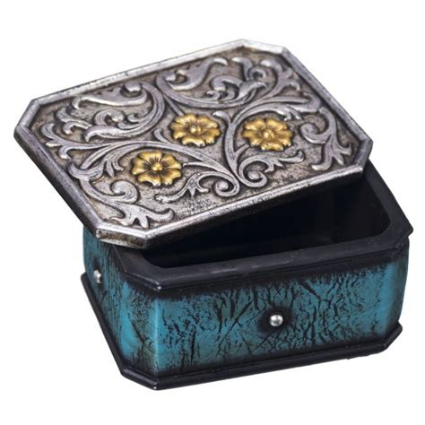 turquoise desk accessories turquoise trinket box desk accessories gift corral gifts