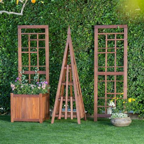 Wood Plant Trellis 25 Best Ideas About Wood Trellis On Trellis