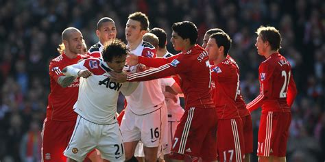 liverpool v s manchester united 10 of the football rivalries the jacamo