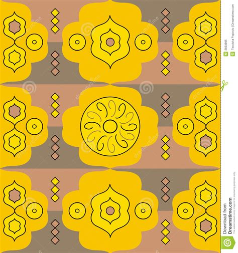 yellow abstract pattern yellow abstract pattern royalty free stock photo image