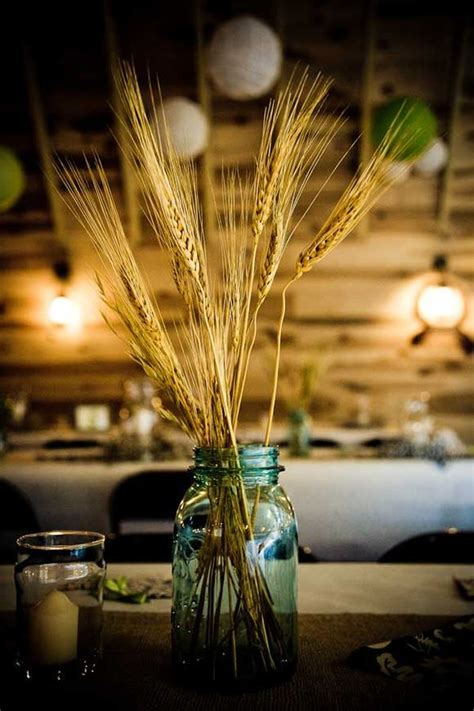 nature themes jar find inspiration in nature for your wedding centerpieces
