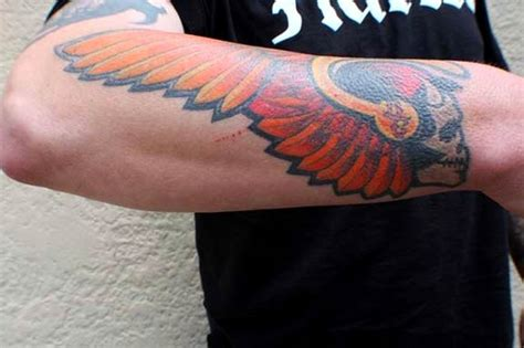 hells angels tattoos hells tattoos gallery best