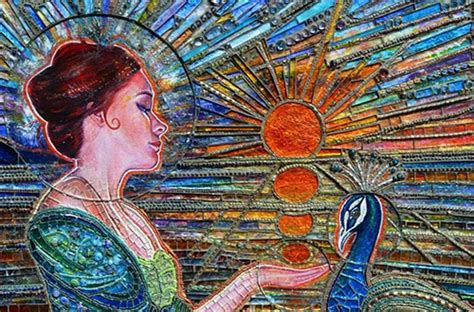 design foto mozaik kilau mozaik kaca dari botol bekas greeners co